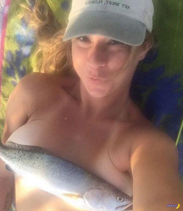 Рыба-лифчик