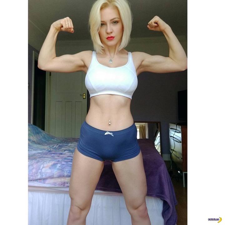 Спортивные девушки - 75