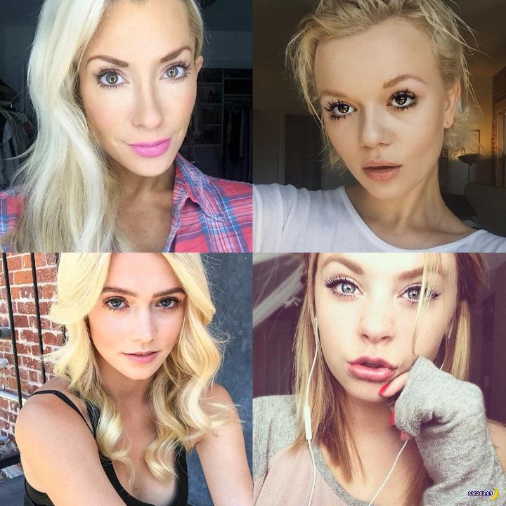 Помогите выбрать самую красивую девушку - 11