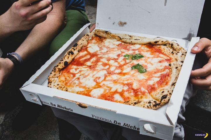 Самая вкусная пицца планеты