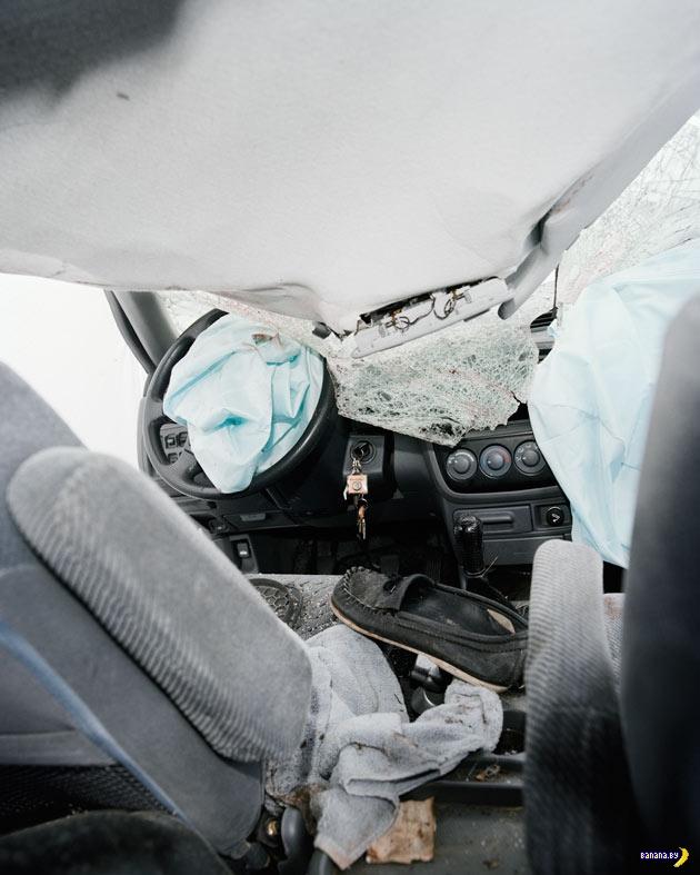 Машины-убийцы и арт-проект