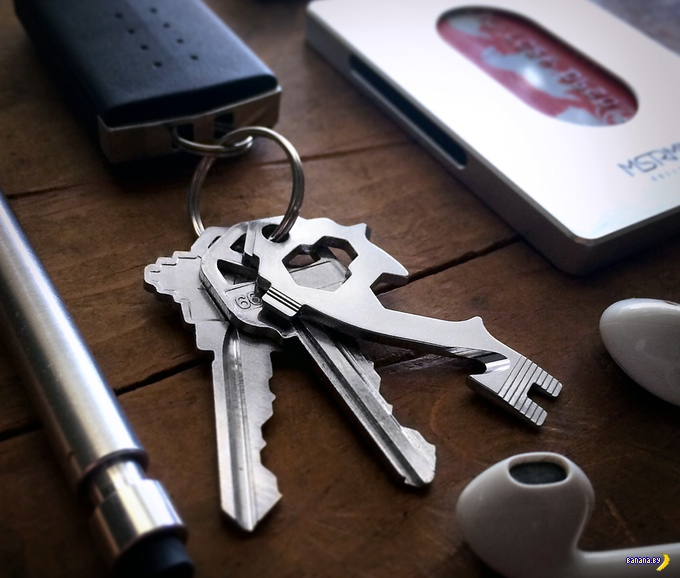 Ключ-мультитул 20-в-1
