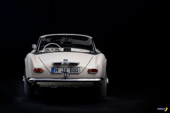 Восстановили BMW Элвиса Пресли