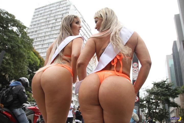 Начался конкурс красоты попок Miss Bum-Bum 2016