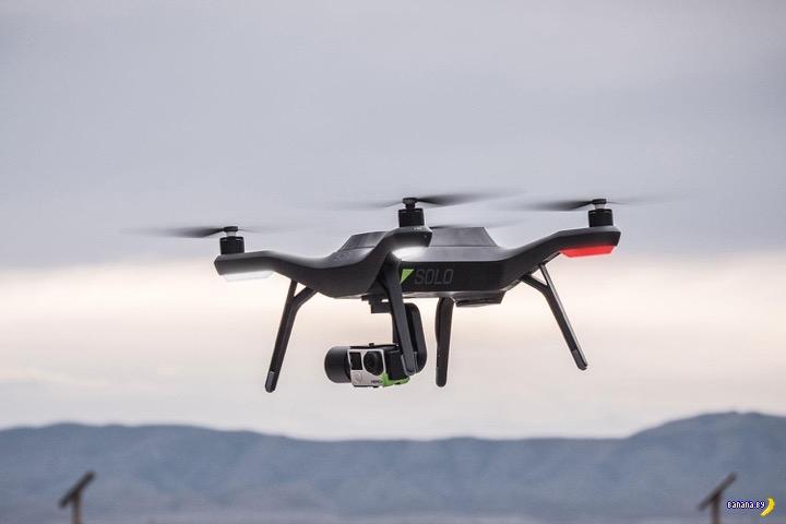 Лучшее средство против дронов