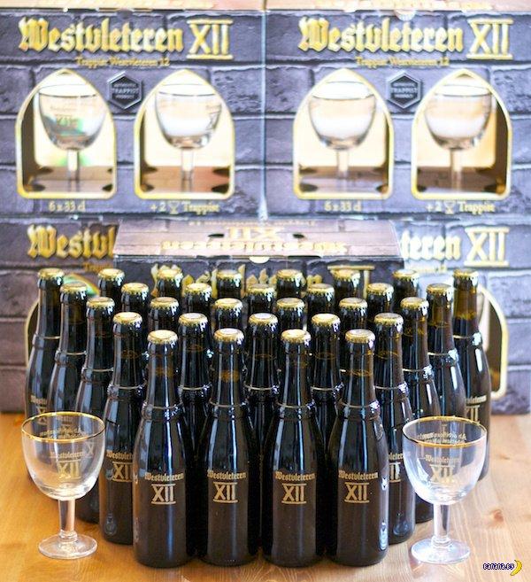 Топ-20 лучшего пива в мире по версии RateBeer