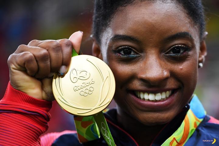 Факты про олимпийское золото