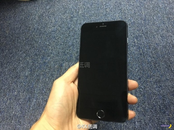Покажем вам iPhone 7 Plus