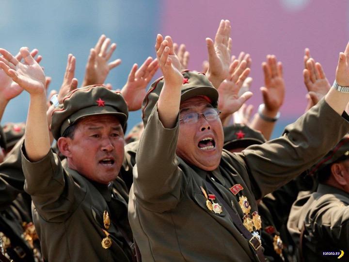 Занимательные факты о Северной Корее