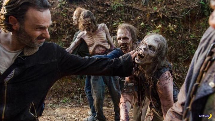 """Сериал """"Ходячие мертвецы"""" мог быть без зомби"""