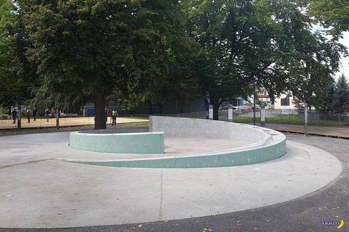 В Словении открылся пивной фонтан