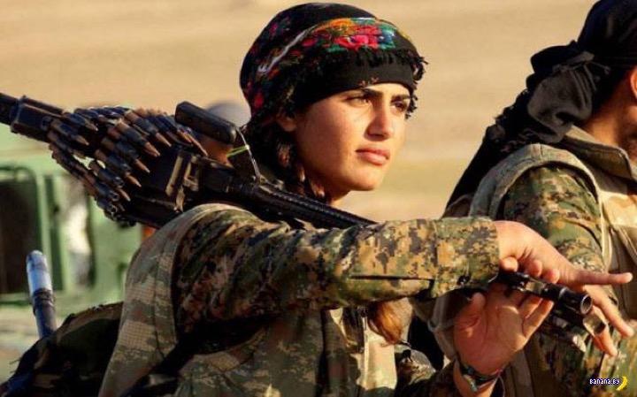 Погибла курдская Анджелина Джоли