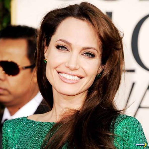 Трансформация Анджелины Джоли