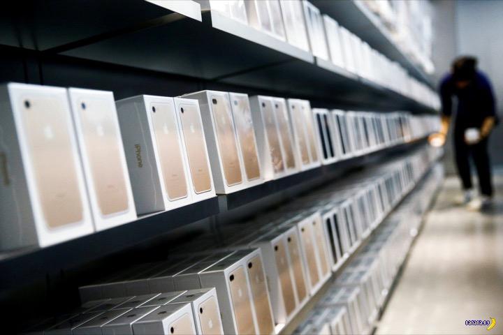 Сколько зарабатывает Apple на каждом iPhone 7?