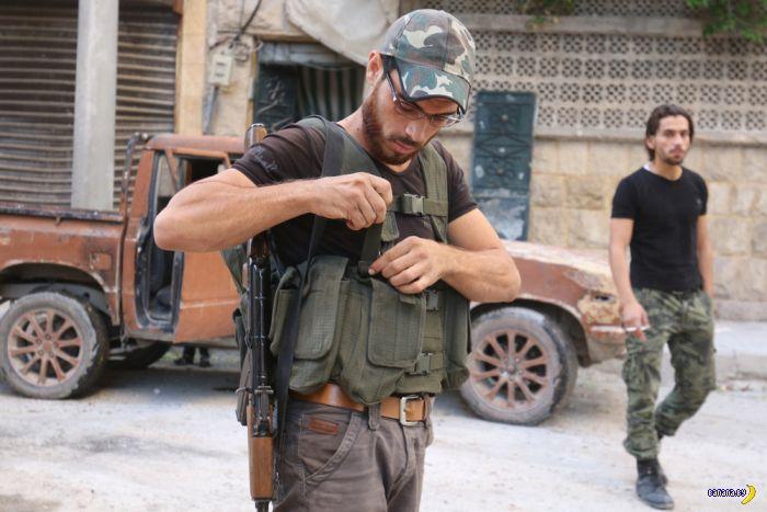 А тем временем в Сирии - 1