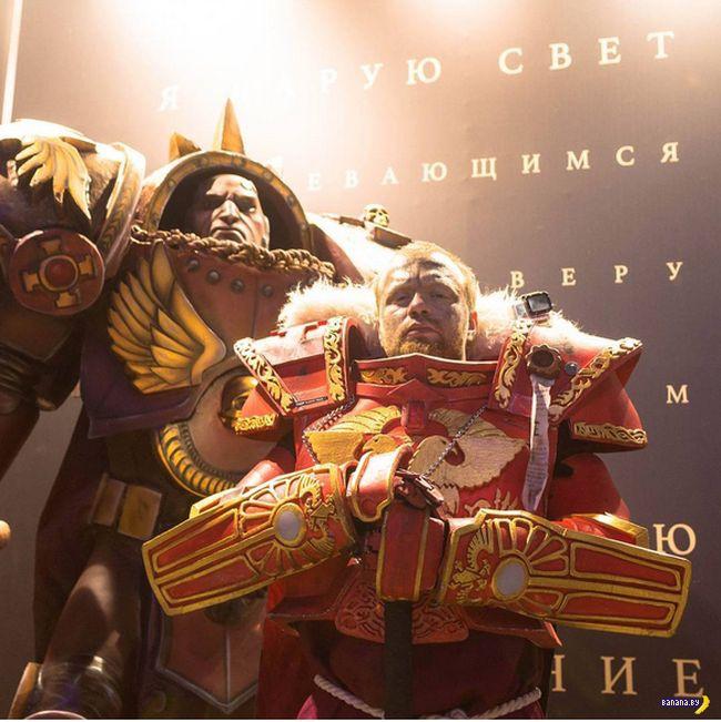 Косплей с Comic Con Russia