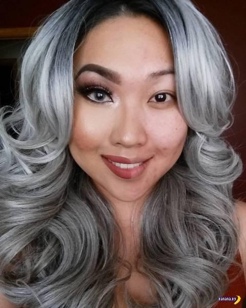 Чудеса макияжа –до и после
