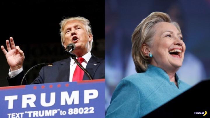 Президентские выборы в США вызвали ажиотаж среди игроков