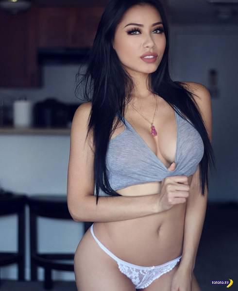 Красивые азиатки - 14