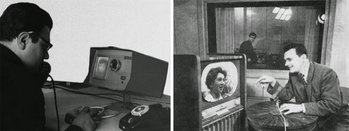Ретробудущее и видеофоны