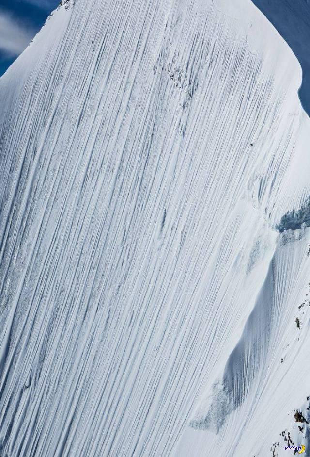 Безумный лыжник
