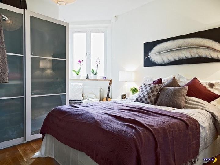 Постельное белье и дизайн спальни