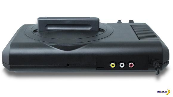 Sega Mega Drive - снова в продаже!