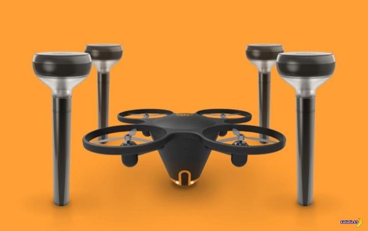 Периметр, дроны, безопасность