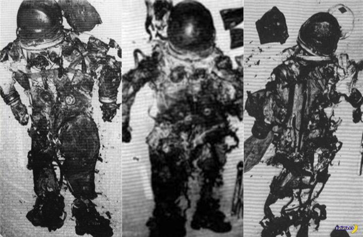 В НАСА показали люк капсулы «Аполлон», сгоревшей 50 лет назад