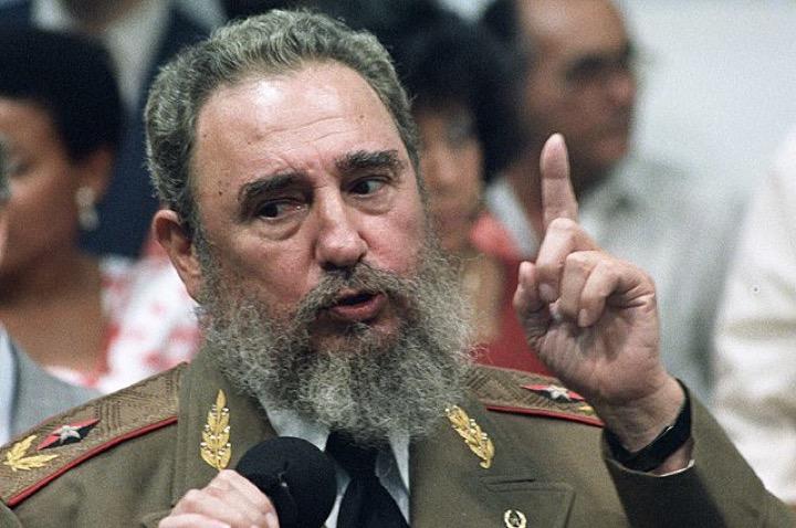 Как вы относитесь в личности Фиделя Кастро?