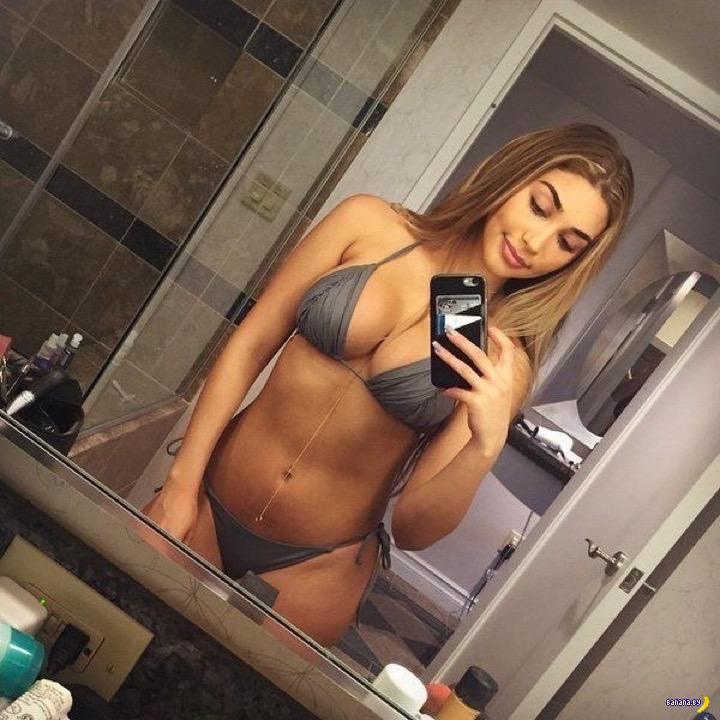 Селфи малышки с красивой грудью в ванной  511227