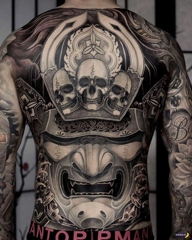 Татуировки на зависть - 77