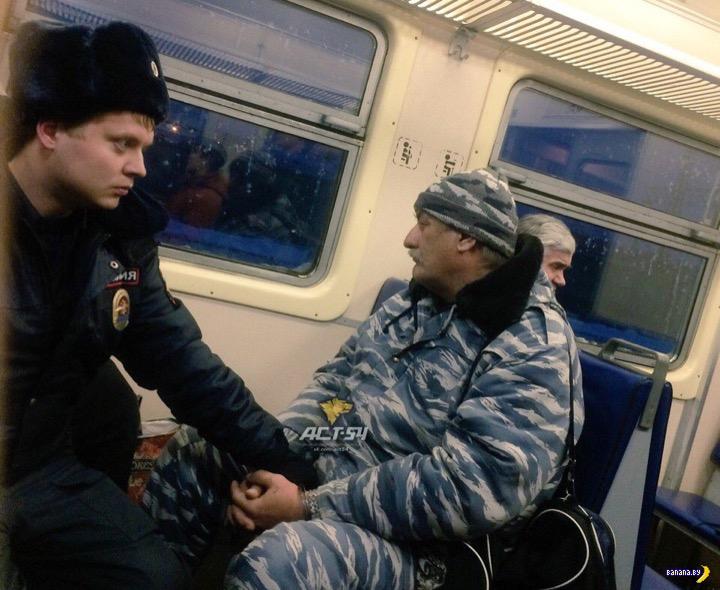 Суровый Новосибирск