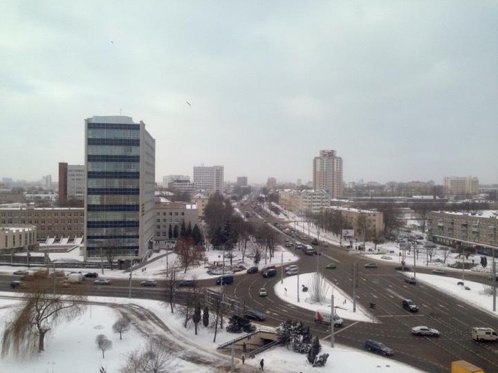 Погода: теперь точно зима