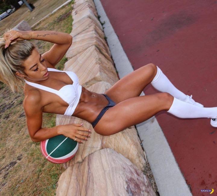 Спортивные девушки - 94