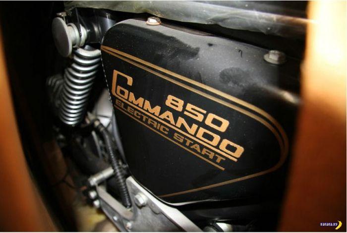 Капсула времени – мотоциклы