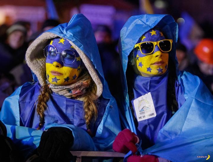 Евросоюз снова отказался от Украины