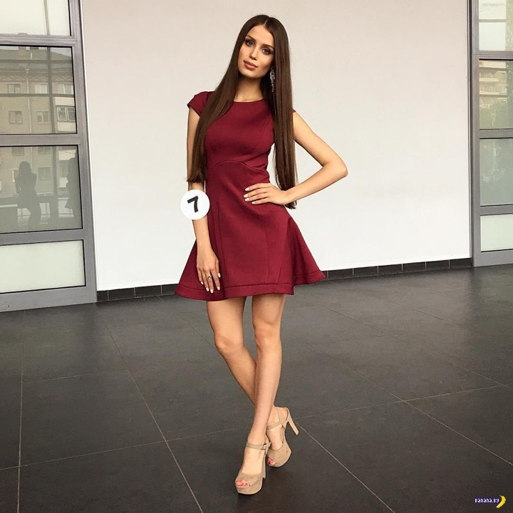 Выбрали Miss World 2016