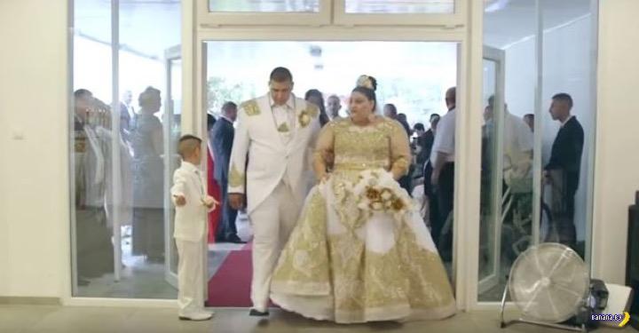 До чего доводят пышные свадьбы