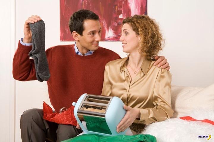 Урок этикета – как реагировать на плохие подарки?
