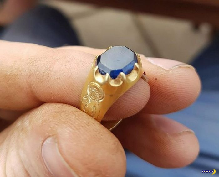 Кольцо Робина Гуда!