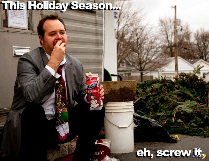 Сам себе мастер рождественских открыток