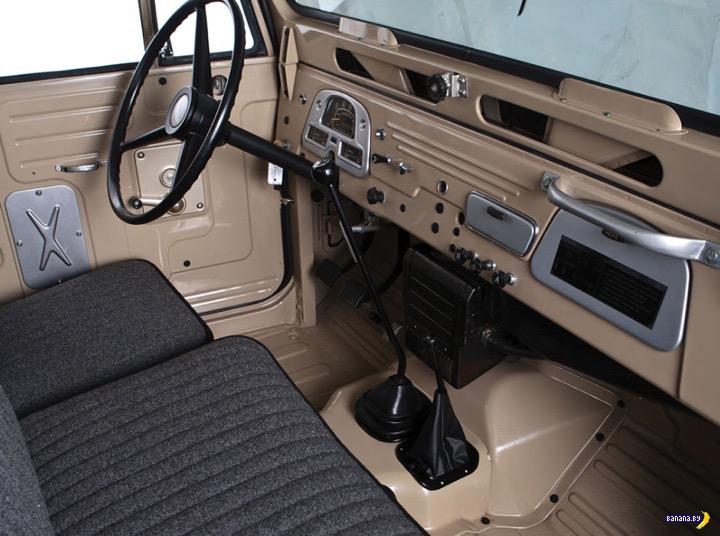 Toyota FJ45 Land Cruiser