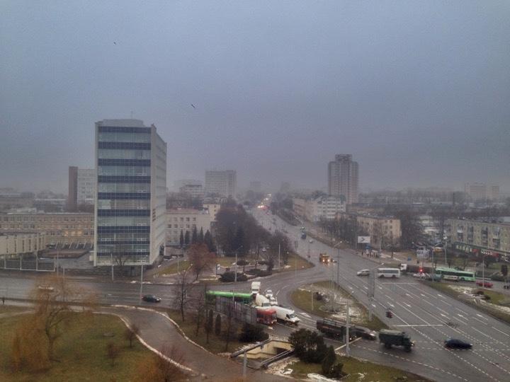 Погода: снег, дождь, оттепель!