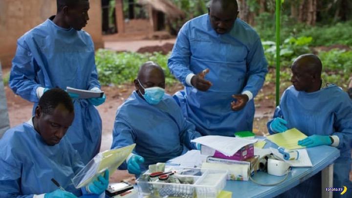 Незаметно победили вирус Эбола