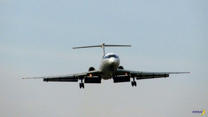 Озвучены основные версии причины падения Ту-154