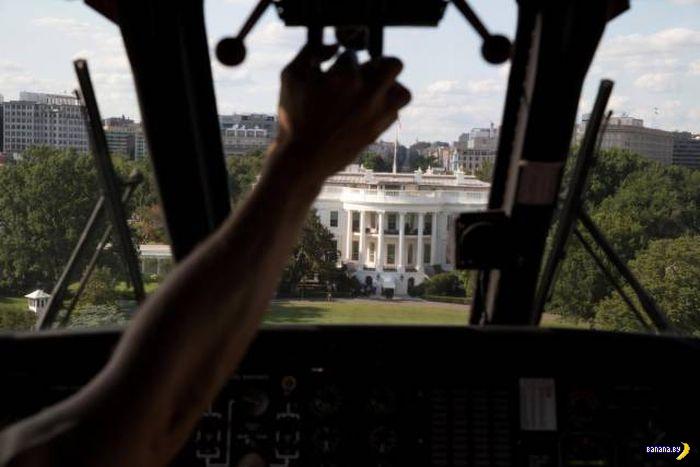 Вертолёт президента США