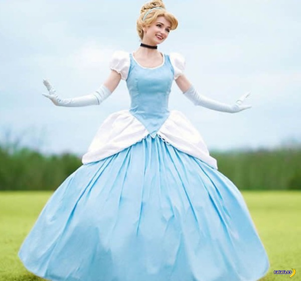 Принцесснутая
