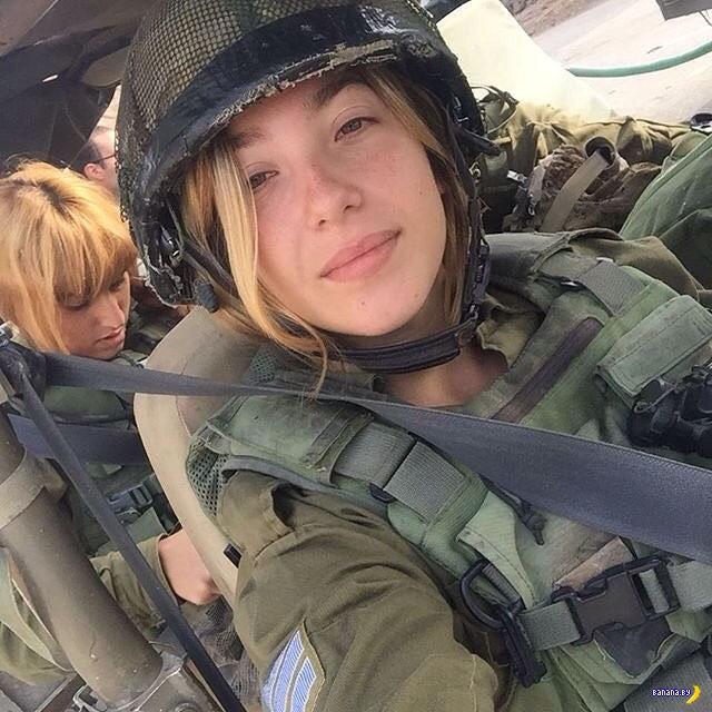 Сексуальная израильская военщина
