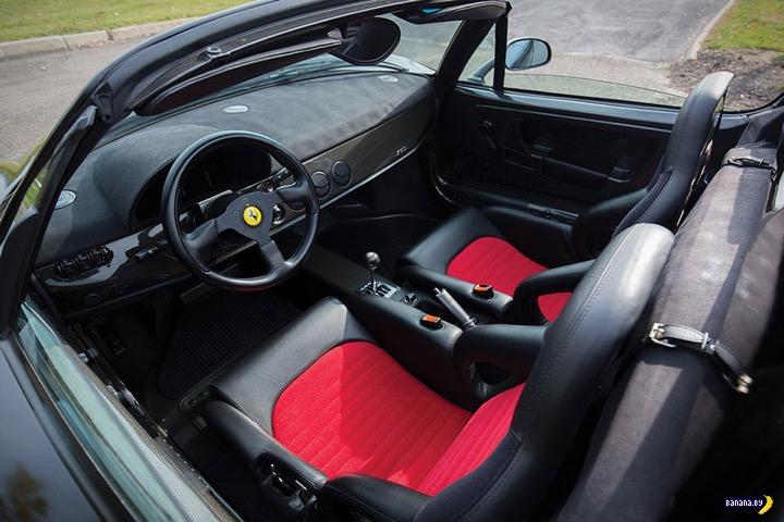 Невыносимо красивый 1995 Ferrari F50